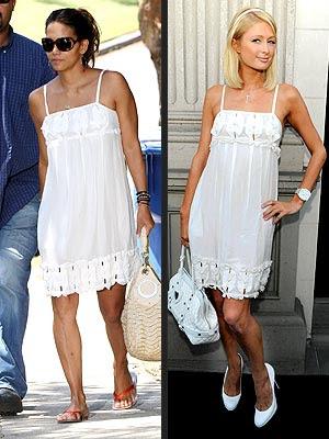 paris hilton - Paris Hilton'la moda