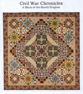 Broadbent's Quilting Chicks: December 2010