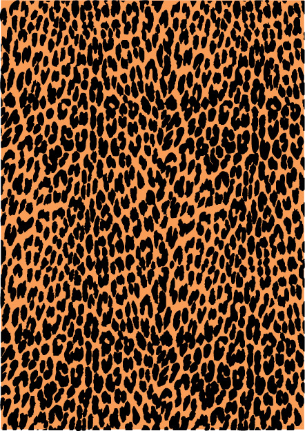 Leopard print by inferlogic