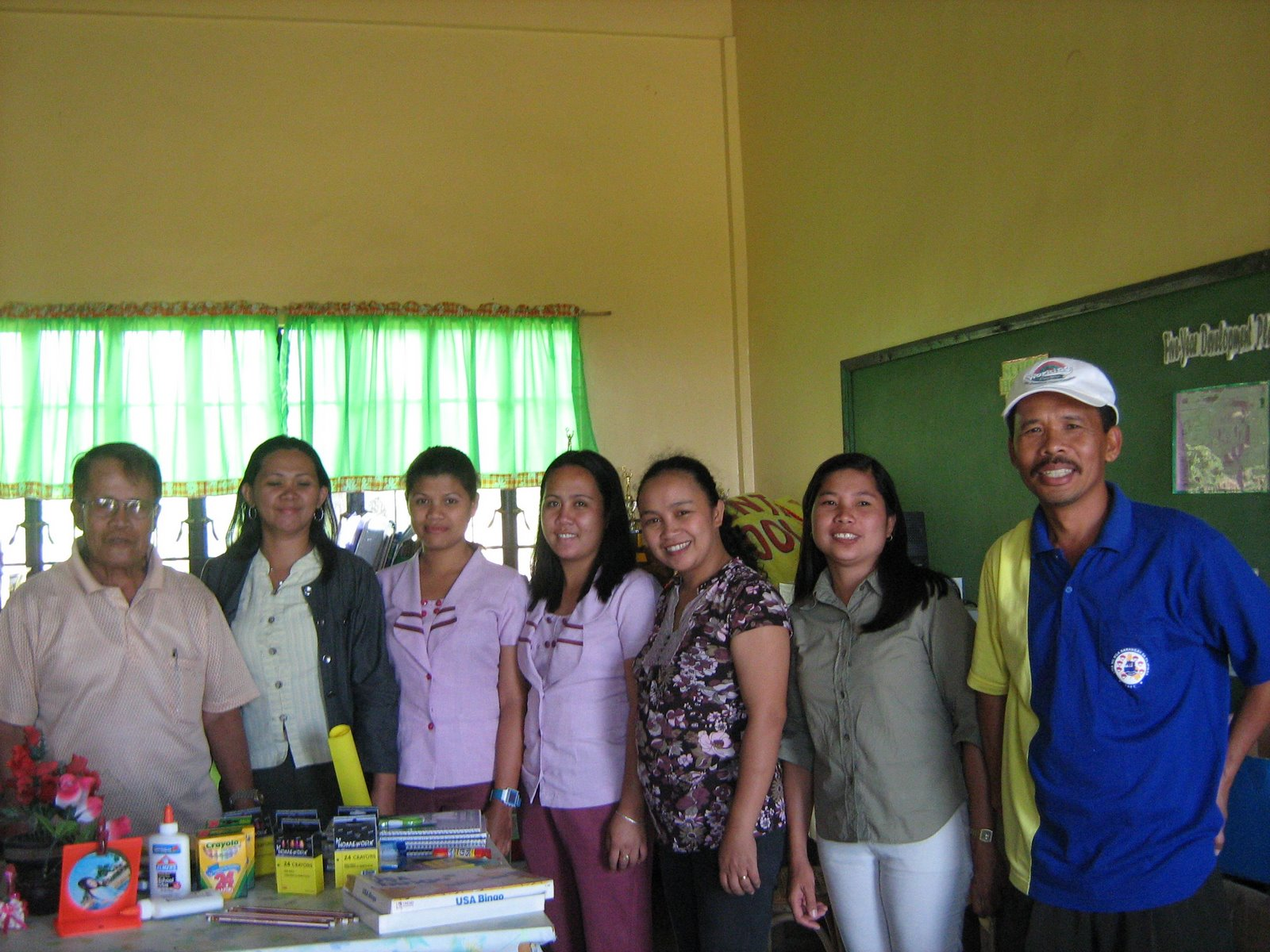 Community Partners in Maligo