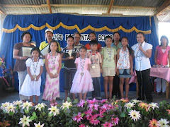 2009 MES Best in English Awardees