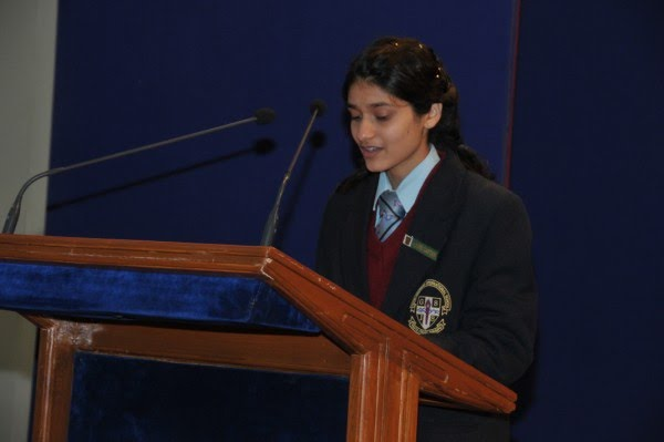 Good Shepherd International School: Principal's Assembly – Palada ...