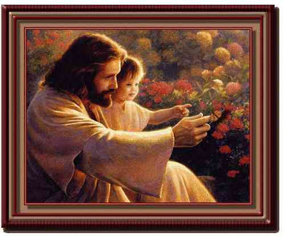 Jesus ensina a amar