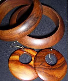 drewniana biżuteria bastetlady
