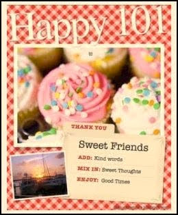 "Premio del Mes: ""Sweet Friends"""