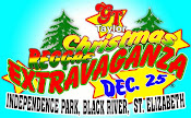 G.T TAYLOR XMAS EXTRAVAGANZA