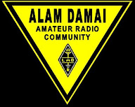 ALAM DAMAI AMATEUR RADIO COMMUNITY