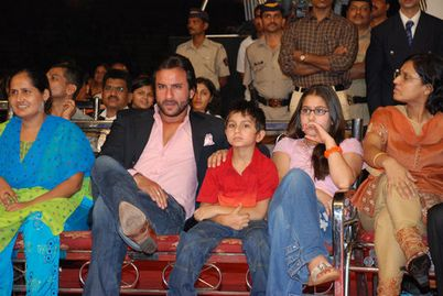 Saif Ali Khan House http://2wall.blogspot.com/2010/12/actors-their-kids.html