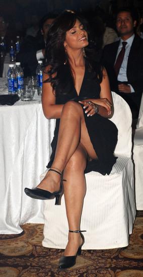 Yana gupta without panties upskirt at charity event 8