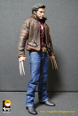 Toys Gallery Hot Toys X Men Origins Wolverine