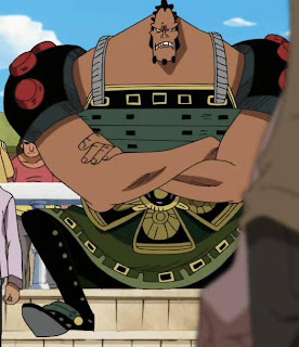 iamond jozu jaws anime one piece