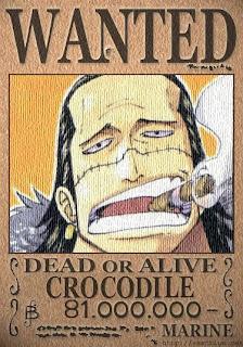 bounty crocodile one piece
