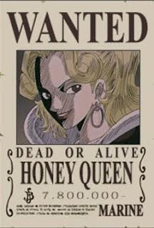 bounty honey queen one piece
