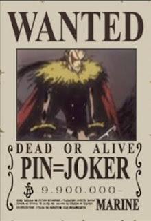 bounty pin joker one piece