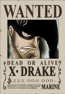 bounty x drake one piece
