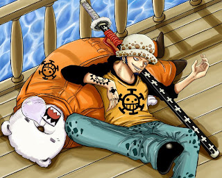 trafalgar law anime one piece picture