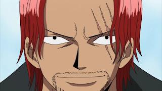 shanks one piece anime