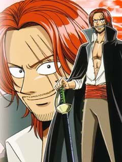 shanks le roux one piece anime wallpaper