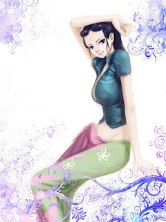 nico robin after two years anime one piece