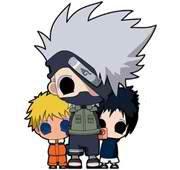 funny cute picture kakashi hatake anime naruto