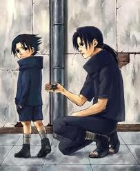 uchiha itachi sasuke