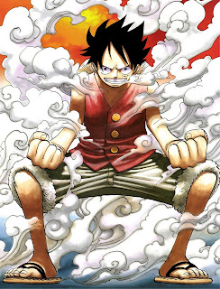 monkey d luffy new after two years wallpaper