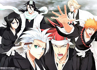 bleach wallpaper anime