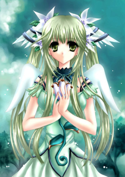 cute anime wallpapers for girls. Labels: cute girl anime, girls