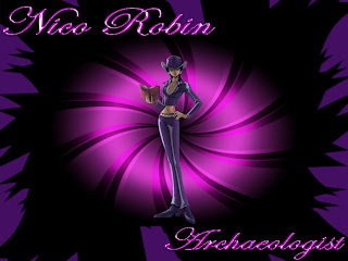 nico robin wallpaper one piece anime