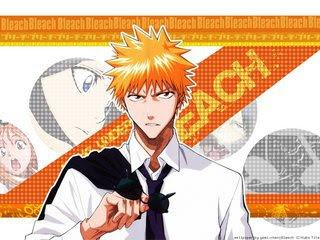 kurosaki ichigo profile wallpaper style bleach