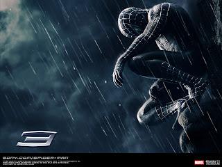spiderman 4 5 wallpaper black