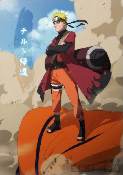 naruto uzumaki sage mode. Uzumaki Naruto Sage Mode