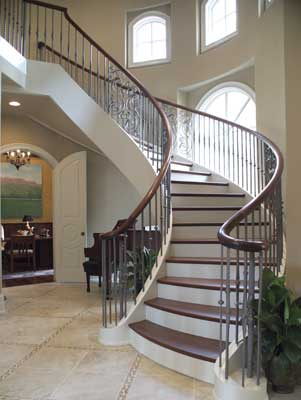 Staircase design modern home minimalist minimalist for Luxury staircases