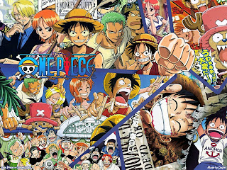 one piece anime cover wallpaper