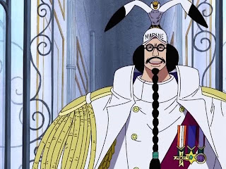 sengoku one piece admiral budha marineford