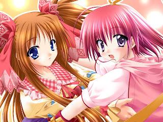 cute girls anime sxy hnt x wallpaper