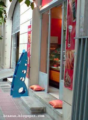 athens kerameikos fastfood αθήνα κεραμεικός
