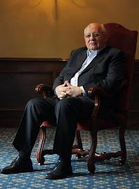 Mijaìl Gorbachov.