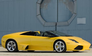 2007 Lamborghini Murcielago LP640 Roadster