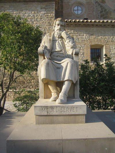 EL MÁRTIR UNITARIO MIGUEL SERVET