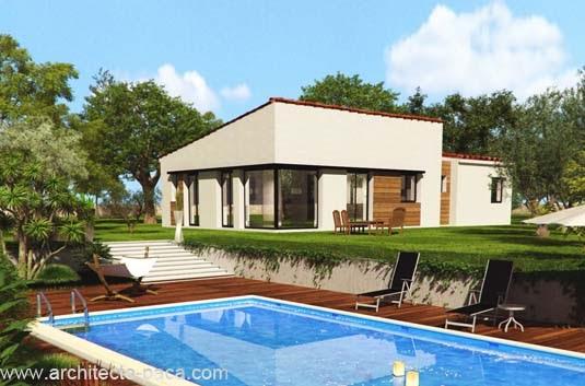 Architecte et Plan de maison : plans de maisons BBC bois, calcul shon, conseils travaux.: La ...