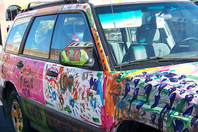 Click here to see more photos of the ACPL Art Cars!