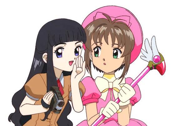 Sakura Card Captor (episodios,ovas, peliculas)