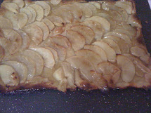 Ina Garten Apple Tart with Puff Pastry