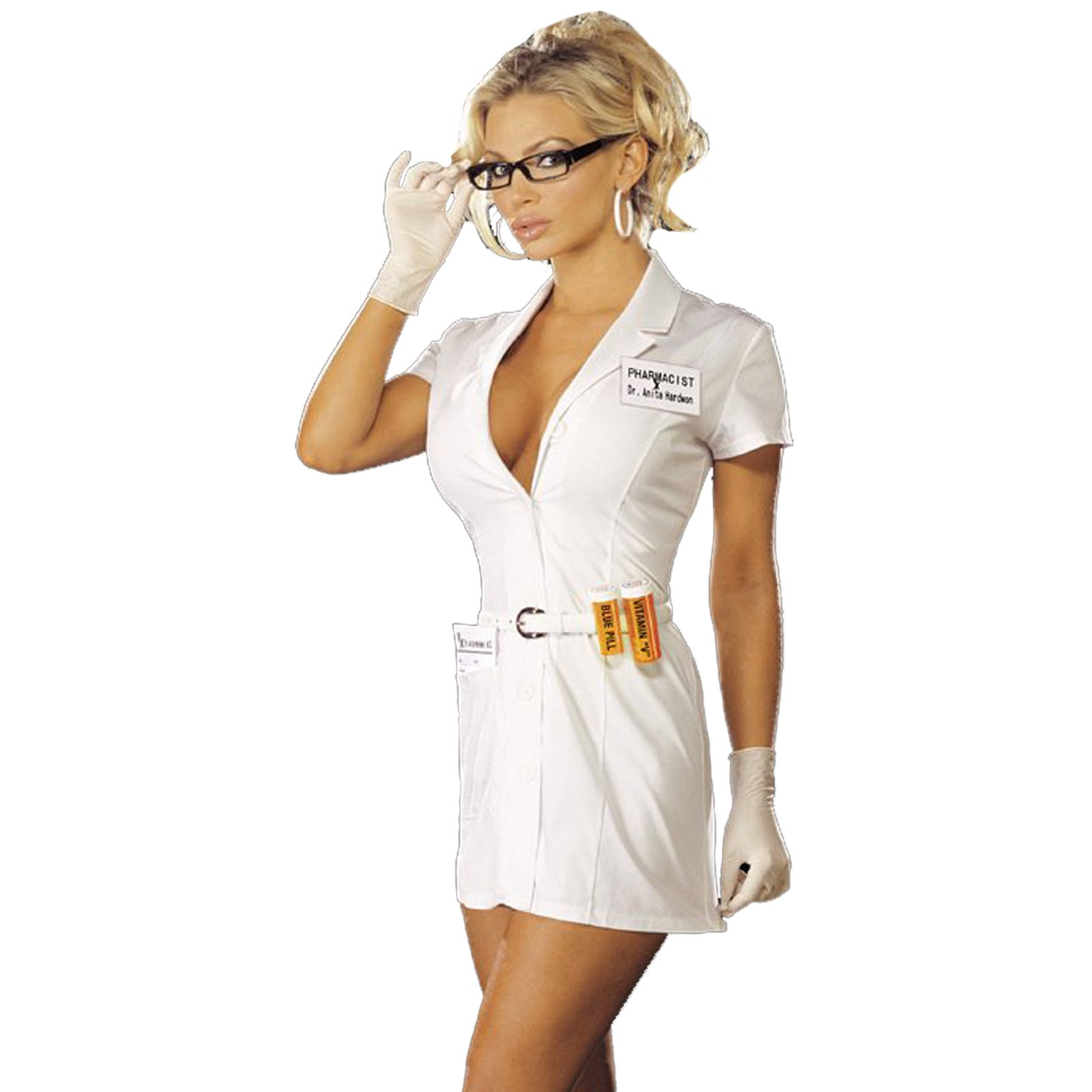 sexy woman doctor