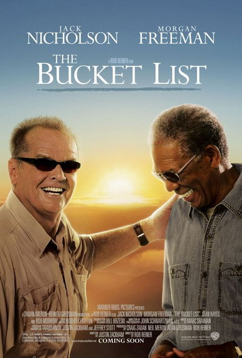 ... see Jack Nicholson and Morgan Freeman sharing the screen (cough cough).