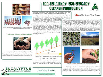Production of Eucalyptus cultivated forests under the perspective of Eco-efficiency, Eco-efficacy and Cleaner Production / Eucalyptus Online Book, July 2008, by Celso Foelkel / Eucalyptus Wisdom from Brazil / Construccion y gestion de bosques cultivados de eucalipto bajo la optica de la ecoeficiencia, ecoeficacia y produccion mas limpia (P+L)/ Libro Online Eucalipto, Julio 2008, por Celso Foelkel / Sabiduría eucalíptica desde Brasil