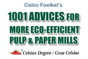1001 ways to make your pulp and paper mill and its planted forests achieve higher ecoefficacy and higher ecoefficiency / Eucalyptus Online Book, September 2008, by Celso Foelkel / Eucalyptus Wisdom from Brazil / 1001 maneras de hacer su fabrica de celulosa y papel y sus bosques cultivados mas ecoeficientes y ecoeficaces/ Libro Online Eucalipto, Septiembre 2008, por Celso Foelkel / Sabiduría eucalíptica desde Brasil