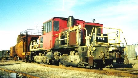 6114B With Pollock Hot Metal Car in 2000
