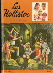 THE HAPPY HOLLISTES AND THE SECRET FORT